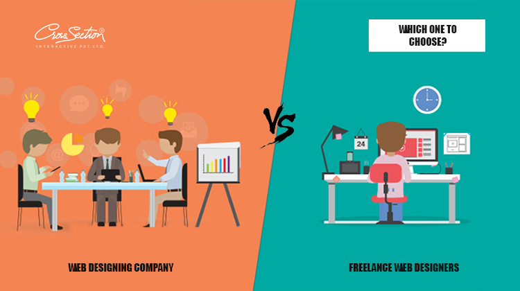 Web Designing Company Vs Freelance Web Designers Which One To Choose