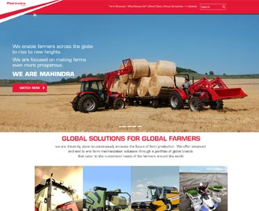 Mahindra Farm Equipment