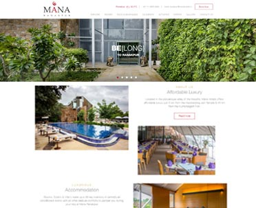MANA Hotels - Resorts